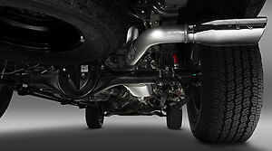 Toyota Tacoma 2016 2019 Trd Cat Back Exhaust System Ptr03 35161
