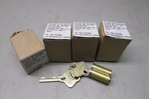 Schlage 80 037 626 Core Lot Of 4