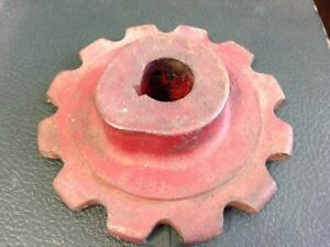 8881 A New Original Upper Beater Sprocket For A Cobey 75 100 Manure Spreaders