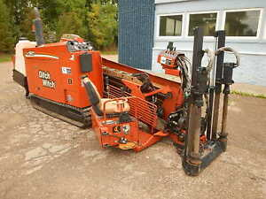 2015 Ditch Witch Jt9 Directional Drill Boring Hdd Drilling 1012 Hours