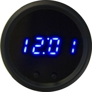 Intellitronx M8009b 2 1 16 Led Digital Clock Programmable With 2 Push Buttons