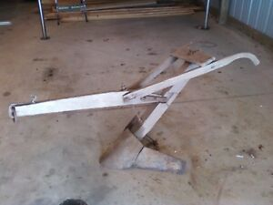 Antique Horse Drawn Plow 1800 S Great For Display