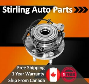 2002 2003 2004 For Ford Explorer Rear Wheel Bearing And Hub Assembly X1