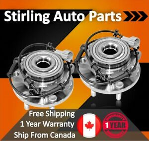 1997 1998 1999 For Chevrolet Camaro Front Wheel Bearing And Hub Assembly X2