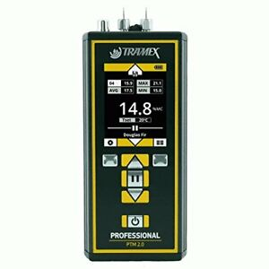 Tramex Ptm2 0 Pin type Moisture Meter For Wood