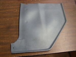 Nos Oem Ford 1962 1965 Fairlane 500 Interior Kick Panel Blue 1963 1964