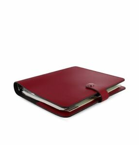 Filofax The Original A5 Pillarbox Red Organiser 0 31 32in Vl Leather Personal