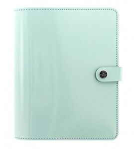 Filofax The Original A5 Duck Egg Blue Organiser 0 31 32in Vl Leder Scheduler