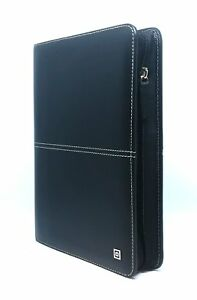 Time System A5 Country Black Business Ring Binder Rv Organiser 0 31 32in