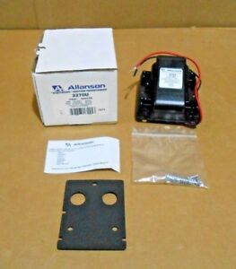1 Nib Allanson 2270u Electronic Ignition Transformer 12vdc 2 5a Mid Pt Grounded