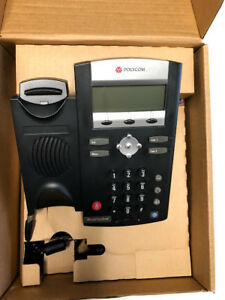 New Ringcentral Polycom Phone Soundpoint Ip335 2201 12375 001