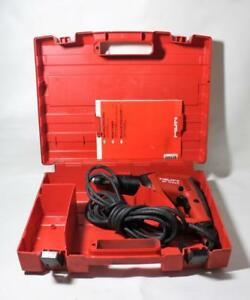 Hilti Sf 4000 Electric corded Drywall Screw Gun With Case