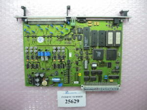 Temperature Card Sn 115 245 V1 0 Arburg Used Spares Parts Selogica Control