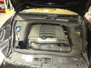Engine 2010 Porsche Cayenne 3 6l Motor With 44 783 Miles