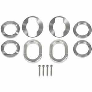 Steeda Autosports 555 4437 Irs Subframe Bushing Support System For 15 19 Mustang