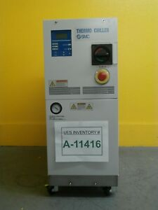 Smc Hrz010 ws z Thermo Chiller Series Hrz Cosmetic Damage Used Tested Working