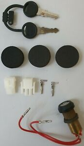 Ignition Lock With 2 Keys For Hyster Forklift No 2792273