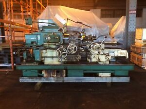 Jones Lamson 3 Turret Lathe 1966