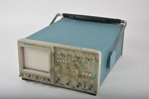 Tektronix 2465 300mhz Portable Analog Oscilloscope Tested