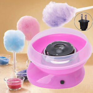 Cotton Candy Floss Maker Mini Portable Electric Diy Sugar Machine Food Processor