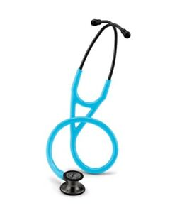 New Littmann Cardiology Iv Stethoscope Turquoise Smoke Price Firm