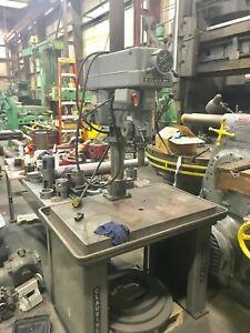 Clausing Drill Press 2287 2000 Rpm