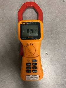 Fluke 353 Ac dc Clamp Meter Used Tested Ships Free