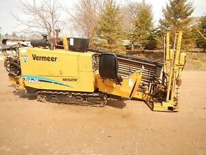 2005 Vermeer D16x20a Directional Drill Boring Hdd