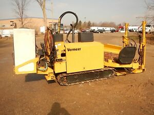 2004 Vermeer D7x11a Directional Drill Boring Hdd