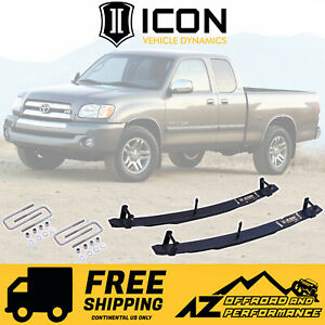 Icon Vehicle Dynamics 1 5 Lift Rear Expansion Pack For 2000 2006 Toyota Tundra