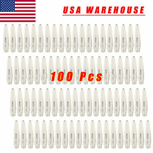100pc Dental Piezo Ultrasonic Scaler Handpiece F Dte Satelec Tips St dte Ufe r