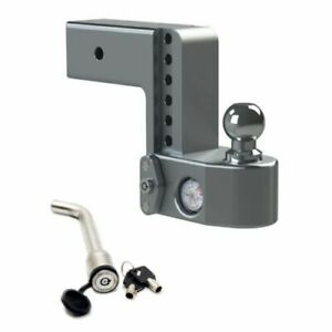 Weigh Safe Ws6 3 Adjustable Hitch Mount W Keyed alike 3 1 2 X 5 8 Lock