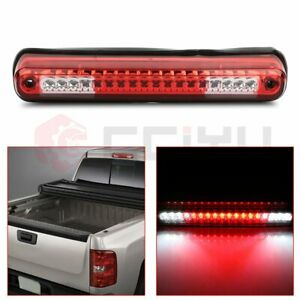 Led 3rd Brake Light For 1988 1998 Chevy Gmc C K1500 Silverado Sierra