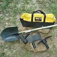 Hi lift Jack Handle all Multi use Tool Bag Utility Kit