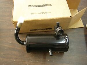 Nos Oem Ford 1986 1989 Lincoln Town Car Air Conditioning Accumulator 1987 1988
