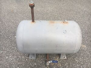 Brunner 0586p Air Tank 15 Gallon Steel Tank Yr 2000 Compressor 200 Psi 400