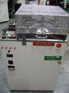 2728 Express Test 242 Autoclave