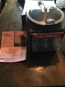 Tomlinson Industries Frontier Mini warmer 29 800 6quart Commercial Soup Warmer