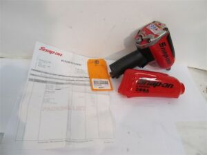 Snap on Tools Mg725r 1 2 Drive Magnesium Housing Impact Wrench Refurbished