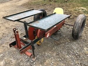 3 Point Hitch Mechanical Transplanter Model 900