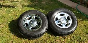 Ford Wheels And Tire Package