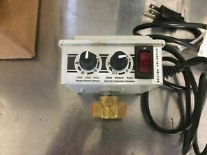 Dayton Timed Auto Blow Down 1 4in Solenoid For Air Compressor