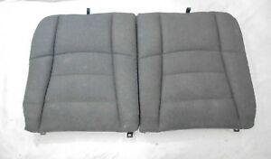 1994 1998 Mustang Coupe Rear Seat Back Upper Cloth