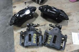 Ford Mustang 5 4l Supercharged Shelby 500 Brembo Brake Caliper 07 10