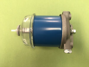 Oliver White Tractor Glass Cav Fuel Filter Assembly 1255 1265 1270 1355 676949as