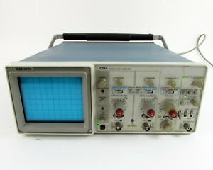 Tektronix 2213a 60hz 2 channel Analog Oscilloscope needs Repair