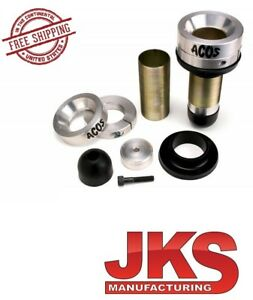Jks Acos Front Adjustable Coil Spacer Kit 97 06 Jeep Wrangler Tj Lj 2200