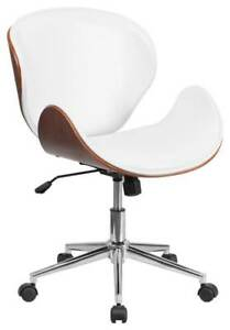 Natural Wood Mid Back Conference Chair id 3192142