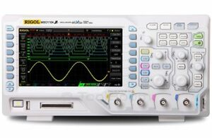 Rigol Mso1104z 4 channel Mixed Signal Digital Oscilloscope 100mhz 1gsa s