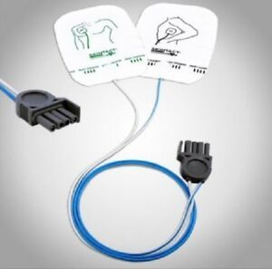 Physio Control Defibrillator Pads Electrodes For Lifepak 9 10 12 15 20 500 1000